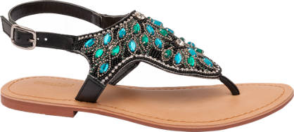 Graceland Embellished Sandals