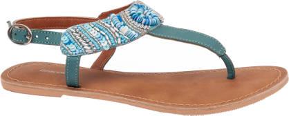 Graceland Beaded Sandals