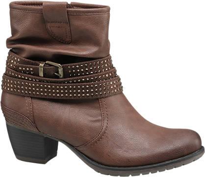 Graceland Ankle Strap Boot
