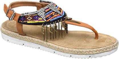 Graceland Leaf Drop Sandals