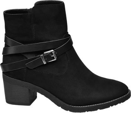 Graceland Buckle Tie Boot