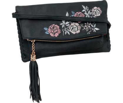 Graceland Embroidery Clutch Bag
