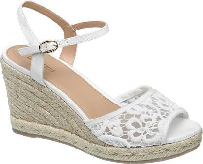 Graceland Espadrille Wedge Sandals