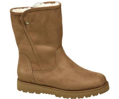 Graceland Faux Fur Lined Boot