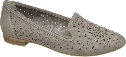 Graceland Laser Cut Loafers