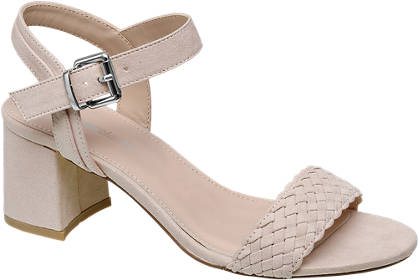 Graceland Block Heel Sandals