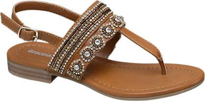 Graceland Beaded Sandal
