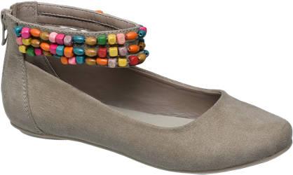 Graceland Beaded Ballerina Shoe