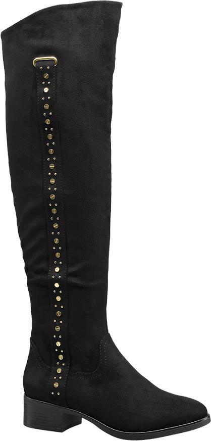 Graceland Graceland Overknee Stiefel Damen