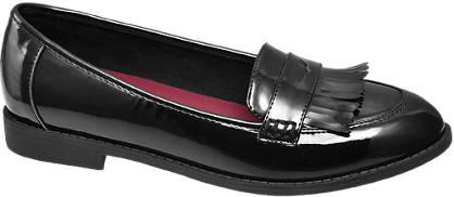 Graceland Teen Girl Fringe Loafers