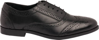 Graceland Teen Girl Leather Brogues
