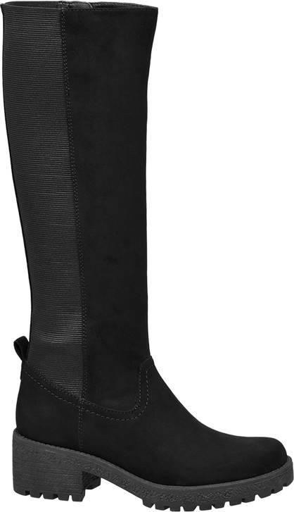 Graceland Teen Girl Chunky Long Leg Boots