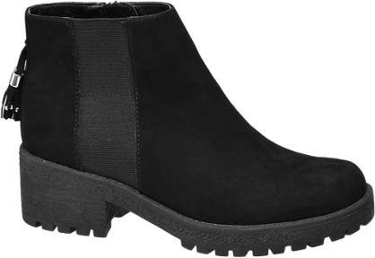 Graceland Teen Girl Chunky Ankle Boots