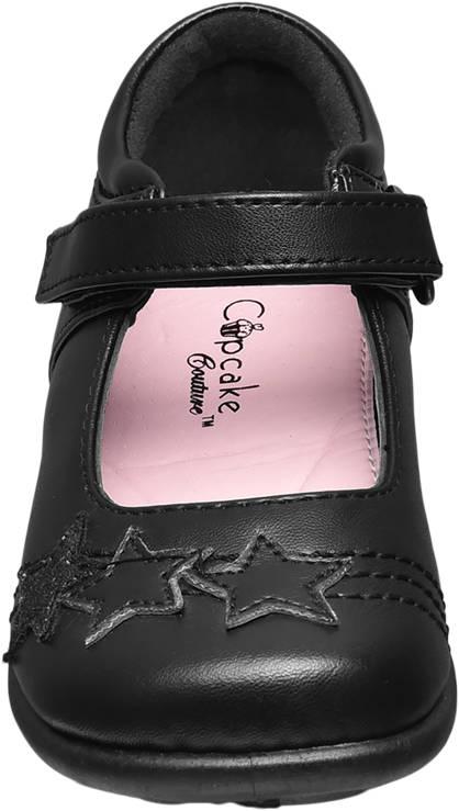 Graceland Toddler Girl Star Detail Bar Shoes