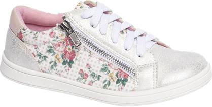 Graceland Witte sneaker bloemen print