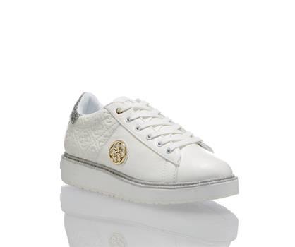 Guess Guess Debora sneaker donna bianco
