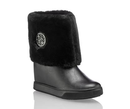 Guess Guess Famouz boot femmes noir