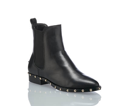 Guess Guess Graze chelsea boot donna nero