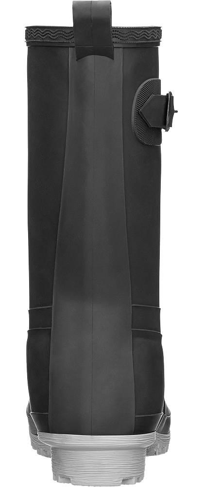 Graceland Gummistiefel schwarz