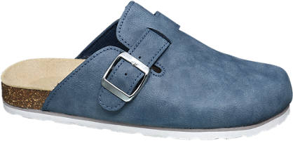 Björndal Hausschuh blau