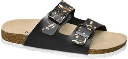 Björndal Hausschuh schwarz