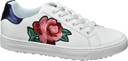 Graceland Hímzett mintás sneaker