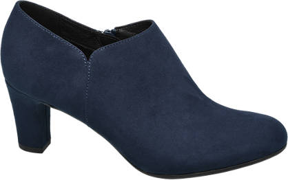 Graceland Hochfront Pumps blau