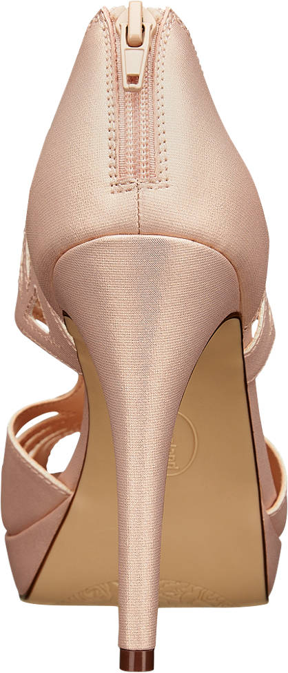 Graceland Hochfront Pumps beige, pink