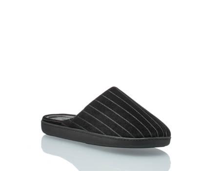 Isotoner Isotoner pantofole uomo nero