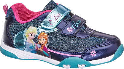 Frozen Jégvarázs tépőzáras sneaker