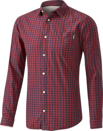 Jack + Jones Jorjamey LS Slim Herren Hemd