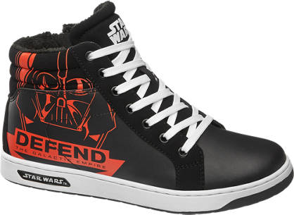 Star Wars Mid Cut Sneakers gefüttert