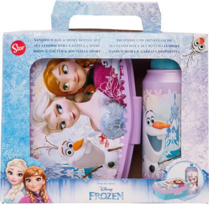 Frozen Frozen Lunchbox Set