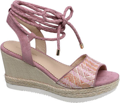 Ellie Star Collection Keil Sandalette