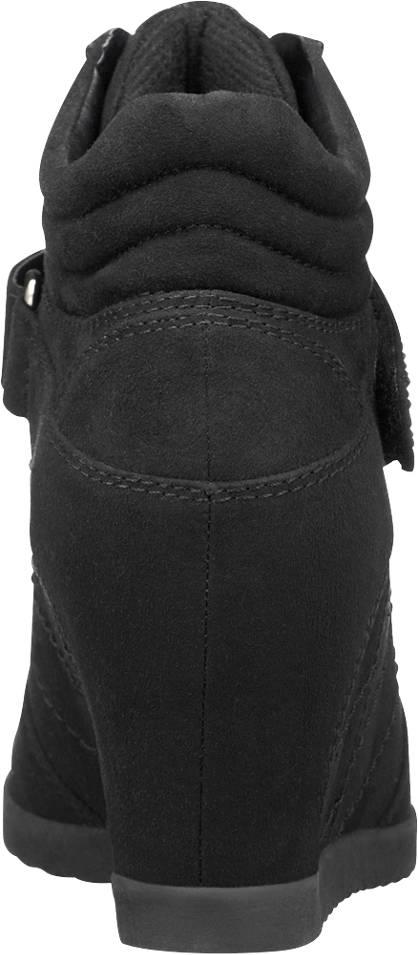 Graceland Keil Stiefelette schwarz