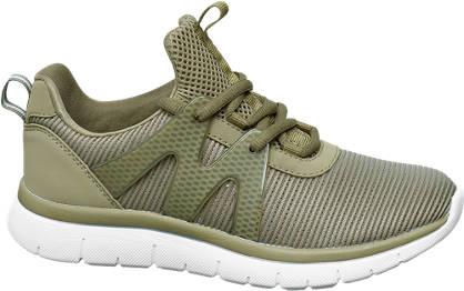 Graceland Keki színű sneaker