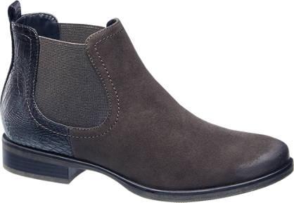 Graceland Kígyómintás chelasea boot