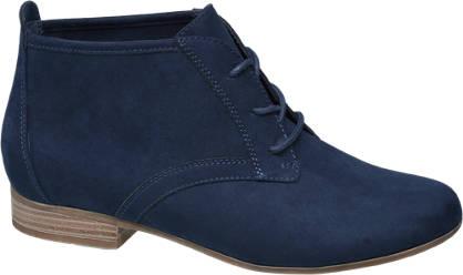 Graceland Kék színű bokacsizma