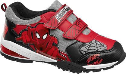 Spiderman Klettschuh mit Licht