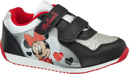 Minnie Mouse Klettschuh