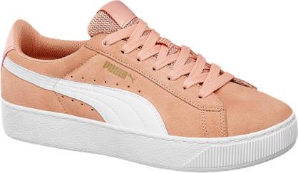 Puma Korall színű VIKKY PLATFORM sneaker