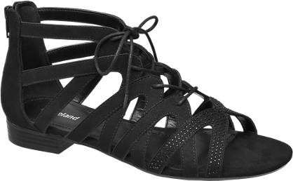 Graceland Lace Up Sandal
