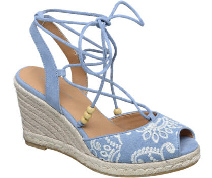 Star Collection  Lace Up Sandalet