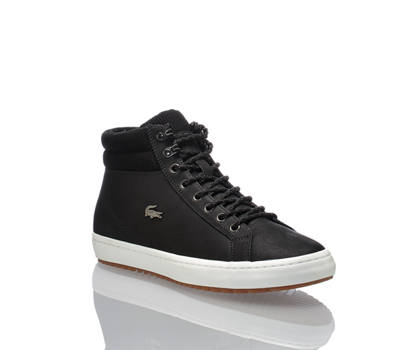 Lacoste Lacoste Straight Set Insulate boot da allacciare uomo nero
