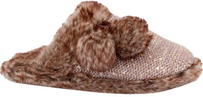 Knit Slipper