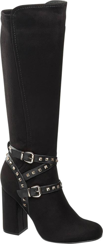 Catwalk High Leg Boots