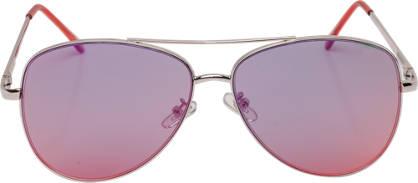Flat Lens Aviator Sunglasses