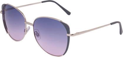 Metal Trim Sunglasses