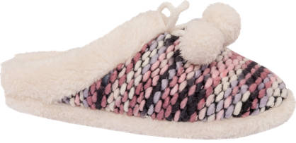 Knit Slipper