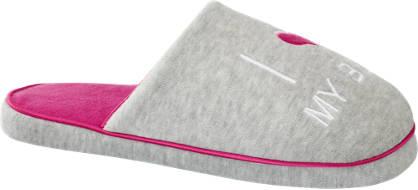 I Love My Bed Slipper